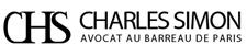 CHS Avocat Logo